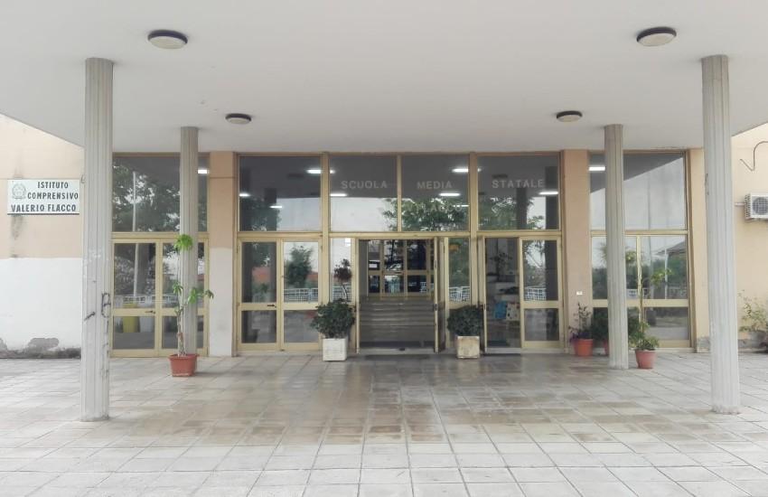 Iniziano lunedì i lavori di ristrutturazione della scuola 'Valerio Flacco' di Sezze Scalo