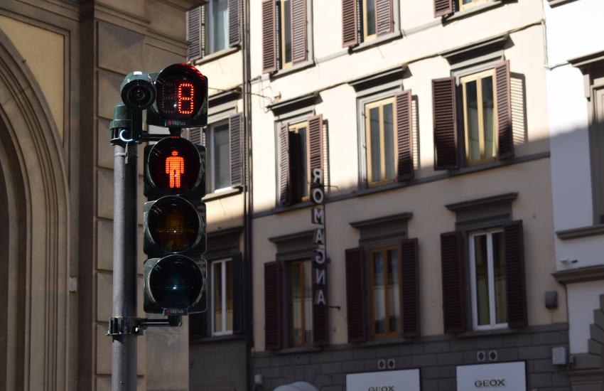 Silfi attiva il primo semaforo con il countdown