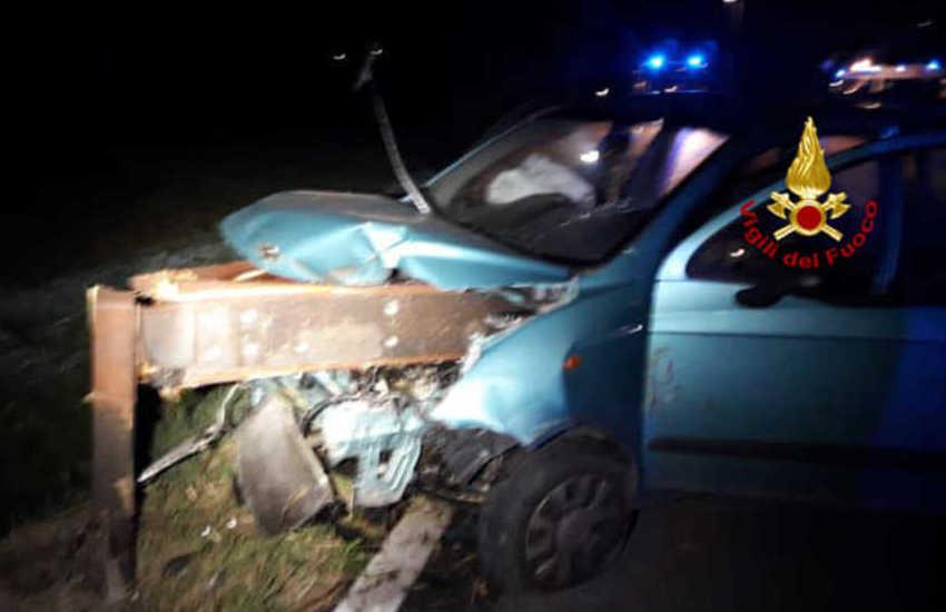 Alta Padovana, tragedia sulle strade: morta 25enne