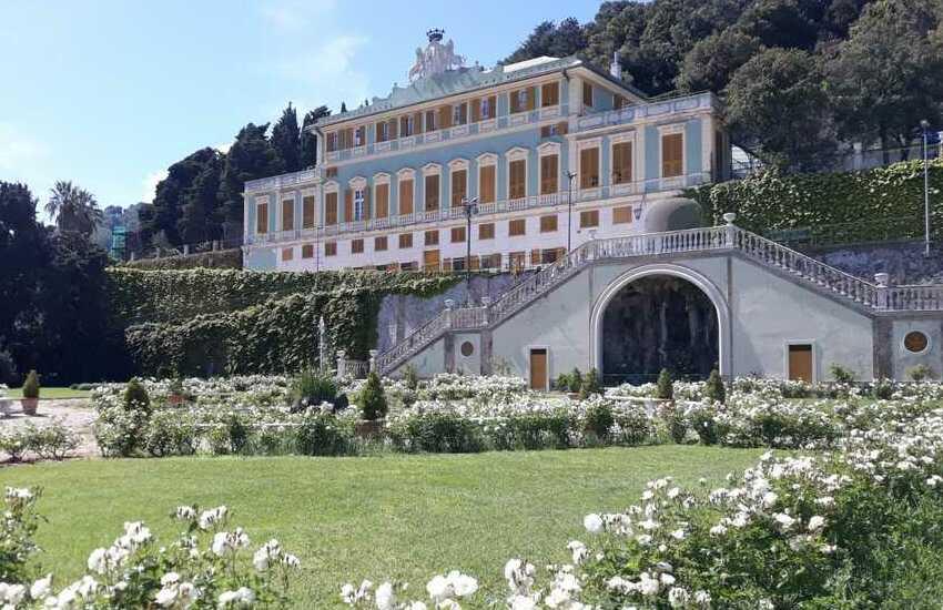 Teatro della Tosse-La Tosse d'estate: ultimo spettacolo in centro storico il 18 luglio e dal 21  arrivano i fantasmi al Parco Villa Duchessa di Galliera