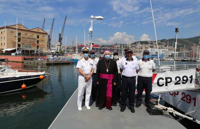visita in porto Mons.Tasca