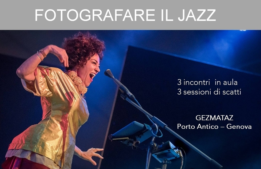 Workshop di fotografia Gezmataz