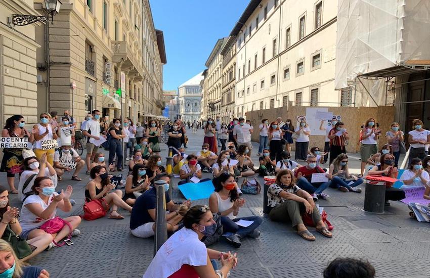 In Italia 200mila insegnanti precari vivono nel limbo