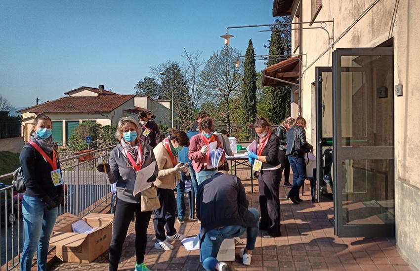 A Firenze boom di richieste per il contributo badante, il 12% arriva da lavoratori domestici italiani