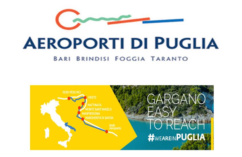 """Aeroporti di Puglia: riattivato il collegamento """"Gargano easy to reach"""""""