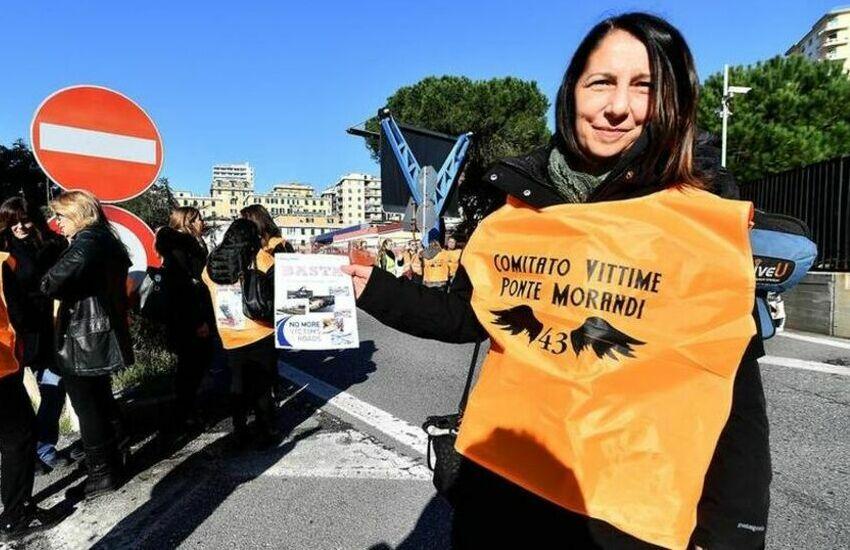 Ponte Morandi, Conte chiama Egle Possetti: «Abbiamo lavorato nel rispetto della memoria delle 43 vittime»