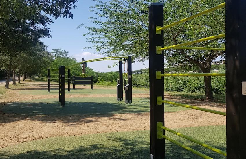 Aperta la quinta area sportiva lungo il Bisenzio