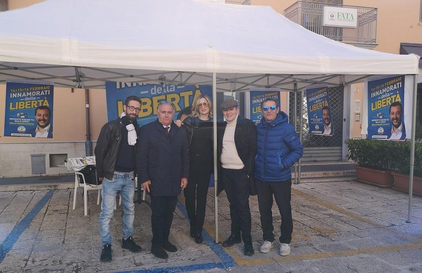 Ariano Irpino – Regionali, tensione nella Lega: Marica Grande c'è, Cusano forse. Domani arrivano Crippa e Molteri