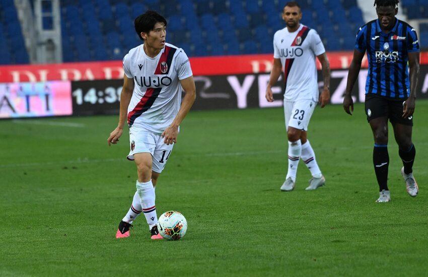 Atalanta – Bologna (1-0): le condizioni di Tomiyasu