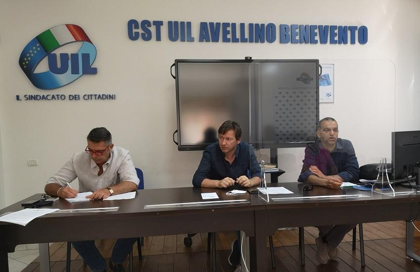 """Avellino – Fare """"sistema"""" per fronteggiare l'emergenza lavoro: ecco le proposte di Fim, Fiom e Uilm"""