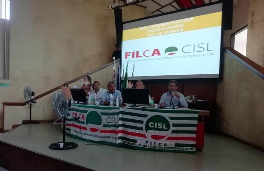 Incidente mortale nel serinese, Lo Russo (Filca-Cisl): non è mai un caso, si riprendano le attività del Cles e si faccia più sinergia