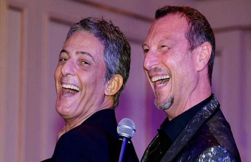 Sanremo 2021: Amadeus e Fiorello di nuovo insieme
