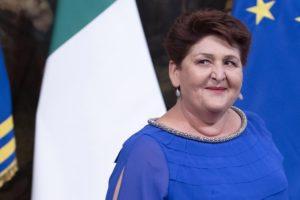 Teresa Bellanova spinge per la doppia preferenza di genere