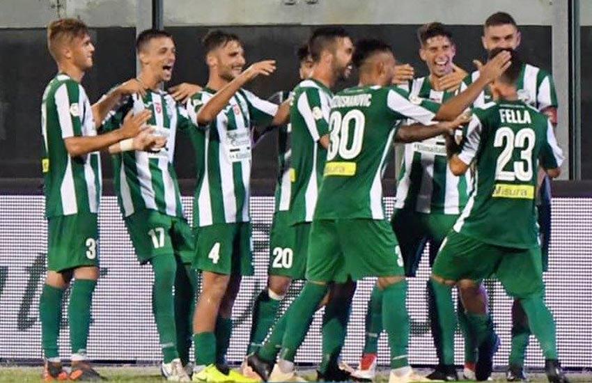 Playoff: Monopoli-Ternana ore 20.45 in diretta su Rai Sport