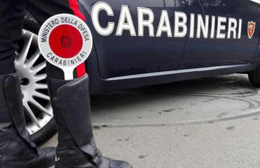 Tenta di violentarla: arrestato dai carabinieri di Piedimonte San Germano
