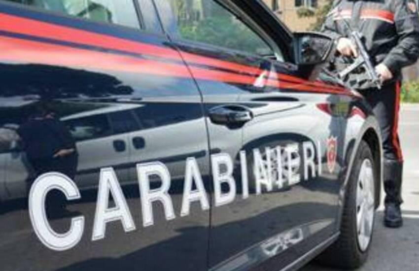 Carabinieri, penisola sorrentina