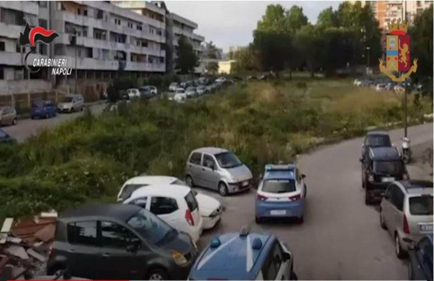 VIDEO – Maxi operazione Carabinieri e Polizia di Stato