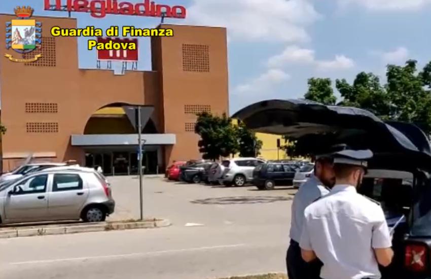 Bassa Padovana, maxi fallimento da 36 milioni di euro ed evasione fiscale da 7 milioni di euro