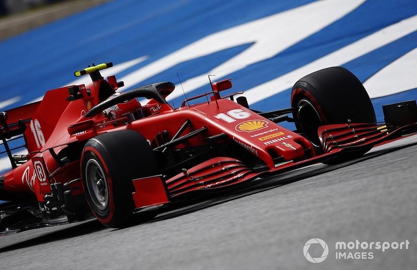 F1, Gp Austria: delusione Ferrari