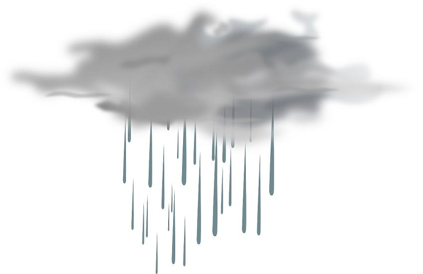 Meteo: nubi in aumento nel pomeriggio, piogge e rovesci