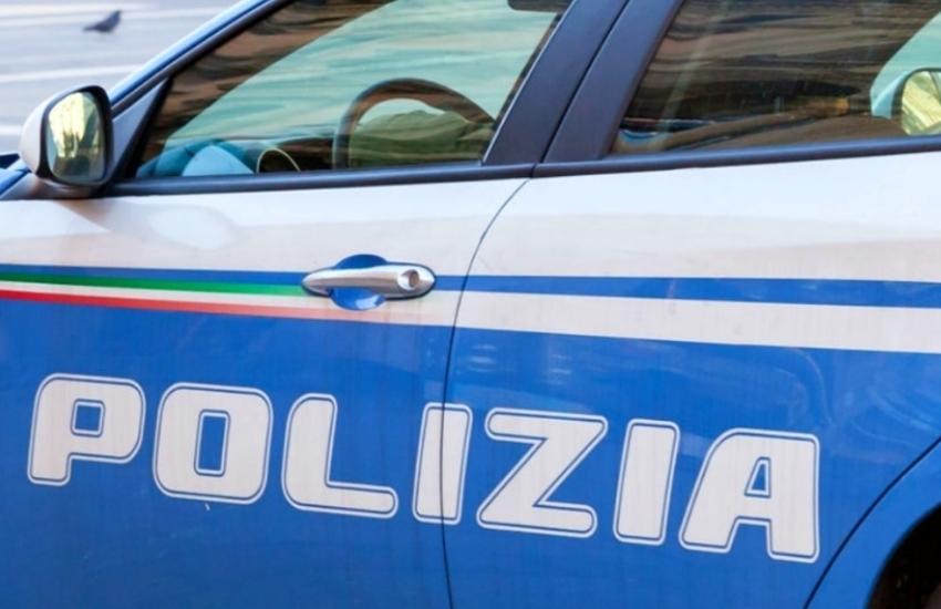 Polizia, Scampia