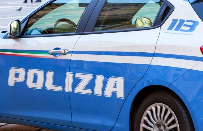 Napoli – Uomo violento arrestato per maltrattamenti in famiglia e resistenza a pubblico ufficiale