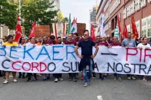 Daniele Calosi segretario della Fiom di Prato. Il 51enne sindacalista rimane  alla guida anche dell'organizzazione fiorentina