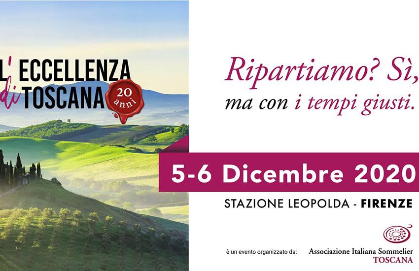 Eccellenza Toscana, il vino è di scena alla Leopolda
