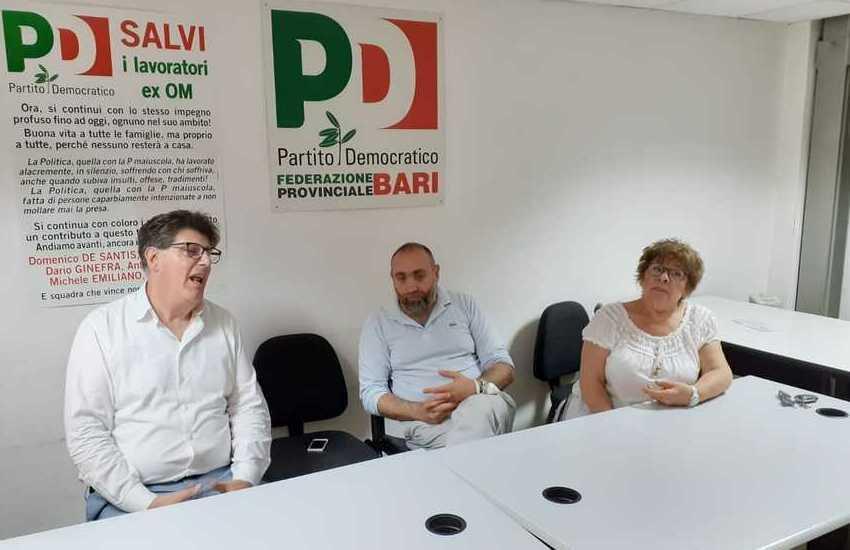 Elezioni regionali Puglia, Anna Sgobbio scende in campo al fianco di Michele Emiliano