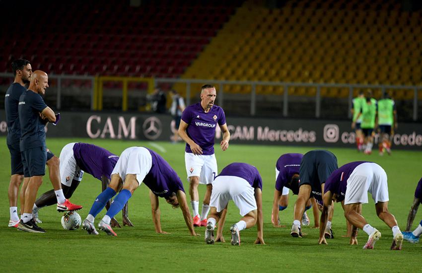 Tre gol e 3 punti d'oro per la Fiorentina che vede l'uscita dalla zona rossa della classifica