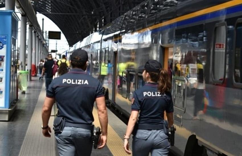 Stazione Milano Centrale cerca di derubare una donna, arrestata dalla Polizia di Stato