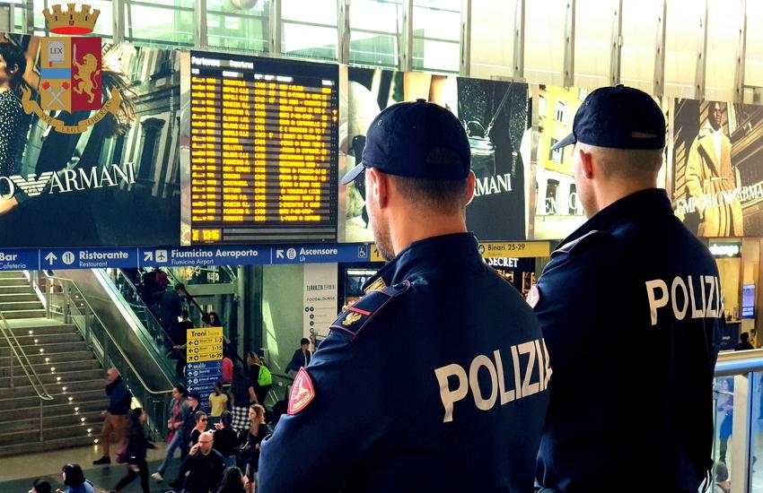 Liguria, operazione Stazioni Sicure: 1 arresto e 4 denunce