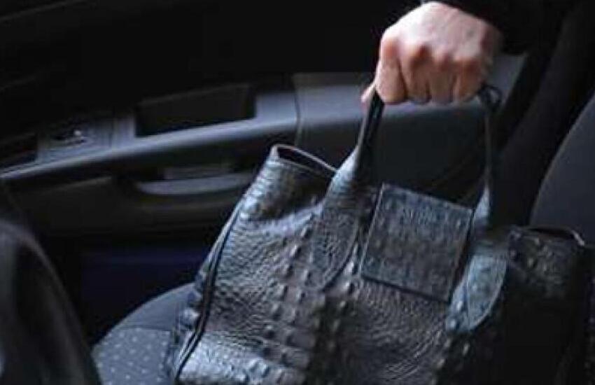 Alta Padovana, smascherato ladro di borse dalle telecamere di videosorveglianza: denunciato per furto