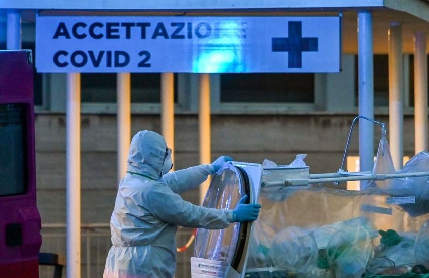 Coronavirus: diminuiscono i contagi, aumentano i morti