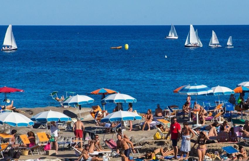 Luglio senza turisti stranieri è costato all'Italia tre miliardi, lo denuncia Coldiretti