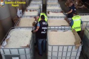 La droga dell'Isis al Porto di Salerno per finanziare la Jihad