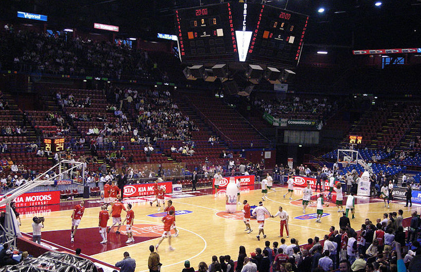 Olimpia Milano: Gudaitis saluta e lascia spazio all'ultimo colpo