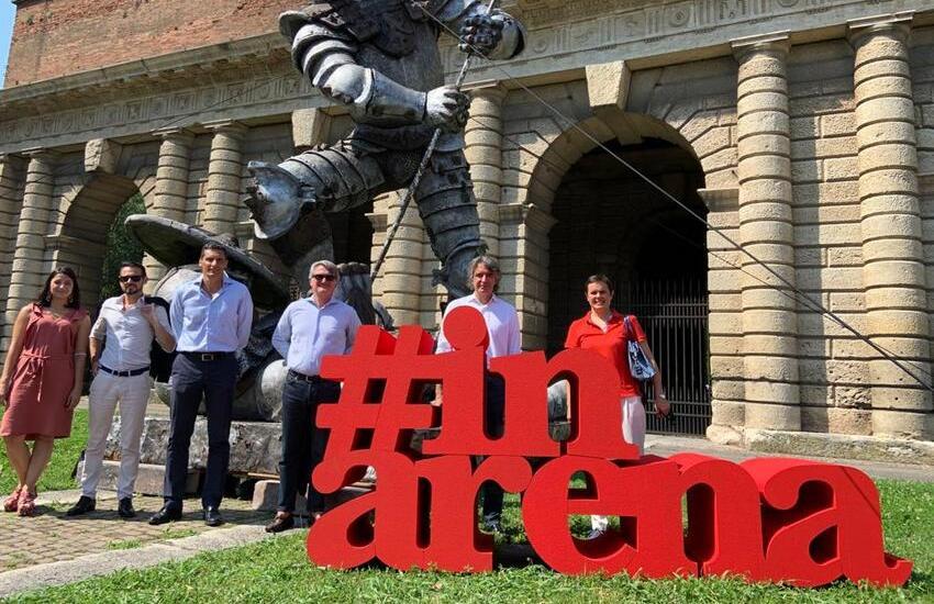 La stagione lirica e Verona diventano social con l'hashtag #inarena