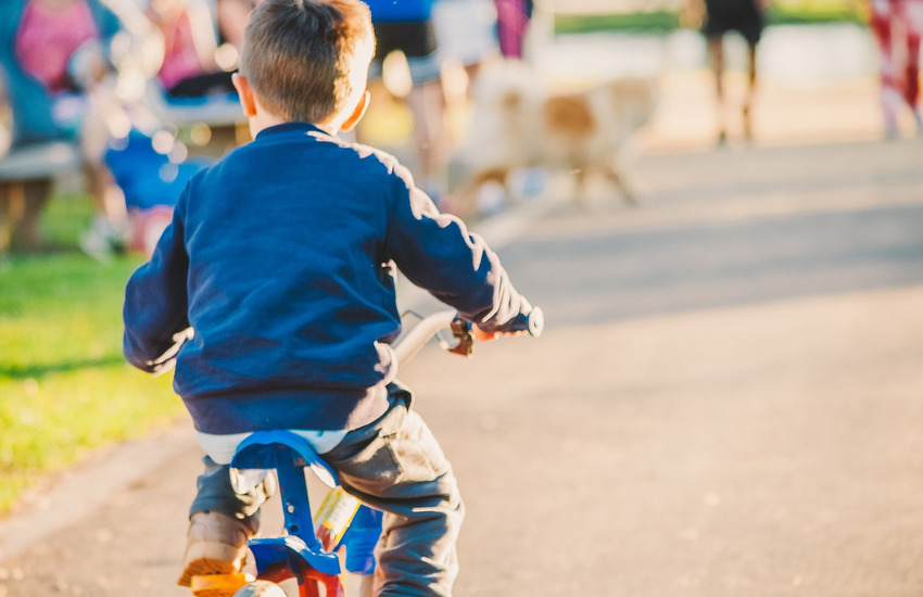 Weekend per i bimbi in bici con Fiab Verona ai Bastioni