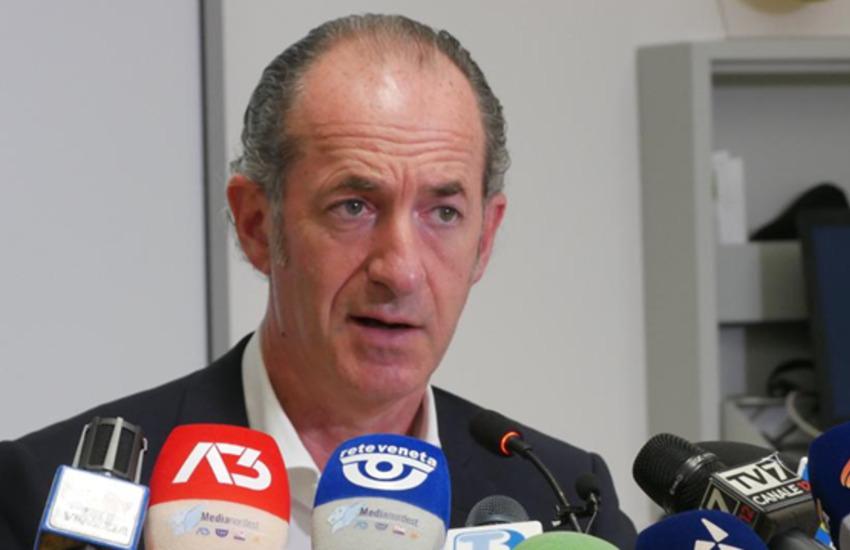 Zaia, piano veneto di sanità pubblica da 82 mln di euro