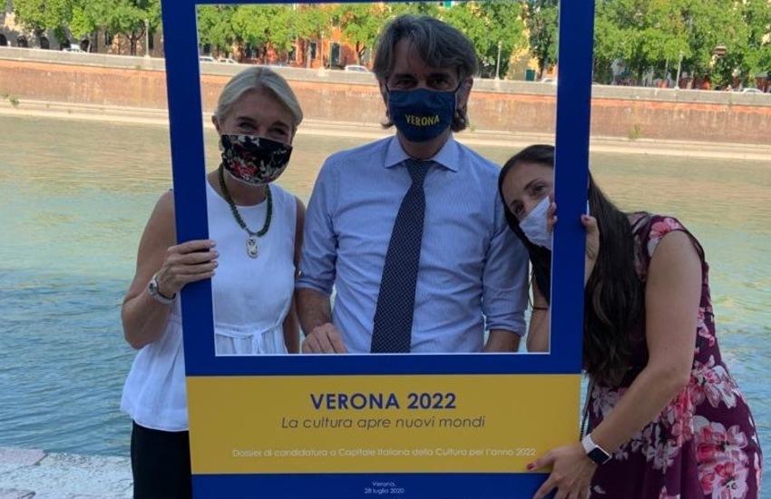 Verona si candida a Capitale italiana della cultura 2022
