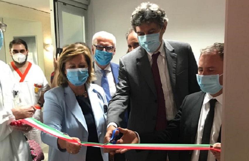 Castel di Sangro: una nuova diagnostica radiologica da oggi in funzione nel presidio ospedaliero