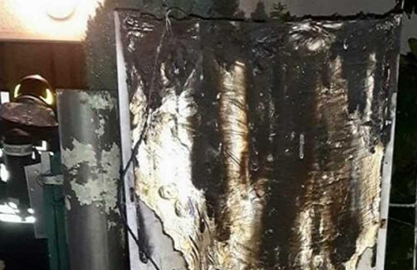 Alta Padovana, s'incendia un frigorifero di notte: spento il rogo all'alba