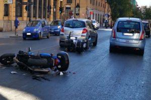 Si è spento all'ospedale di Careggi lo scooterista caduto in via San Giusto