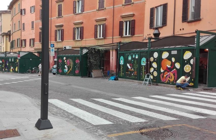 Interventi della Polizia Locale in Bolognina e Piazza Aldrovandi: ecco cosa è successo