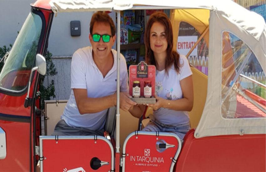 Oana Stancu, regina della community #iocomproatarquinia