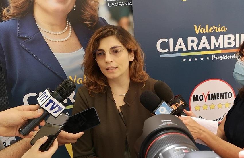 Benevento – Castelli, M5S: dal governo 70 miliardi per il Sud e 25 miliardi alle imprese in difficoltà Covid