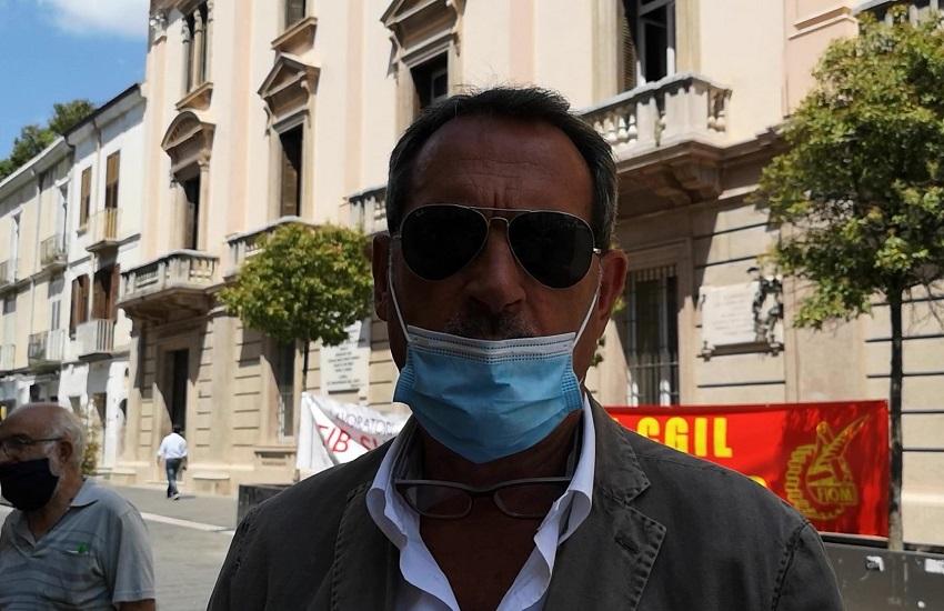 Avellino – Simeone, Uil: occorre fare sintesi, ma la politica continua a buttare il pallone in tribuna