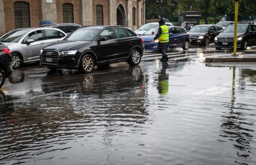 Toscana: venerdì 17 con pioggia e rischio idrogeologico