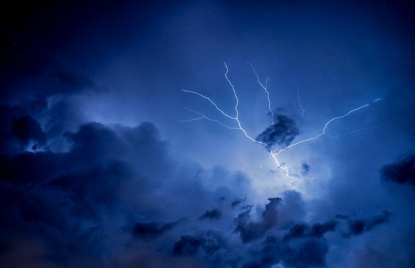 Maltempo Emilia-Romagna: temporali di forte intensità